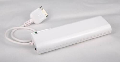 5V1A Battery Portable Emergency Backup Charger WHITE 4 New iPad 3 3rd Generation