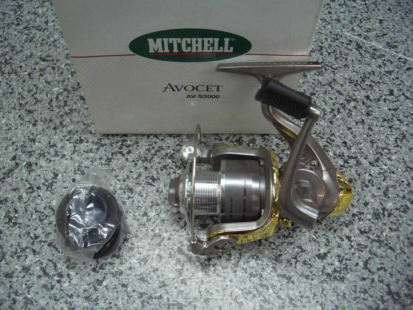 Mitchell Avocet Avocet Avocet AV-S2000, neu, ovp 275ccf