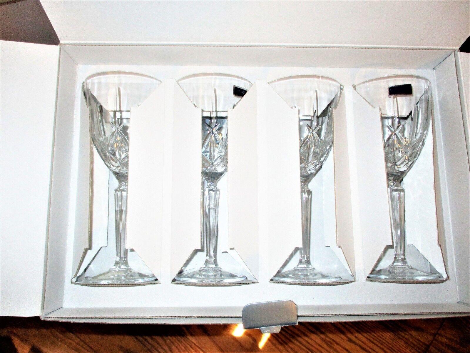 Nouveau Waterford Verre Set chopes de vin Marquis Sparkle Set de 4 Cristal 156156