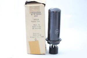 1614 TUBE. RCA BRAND TUBE. FOR ARMY 1944´S  RC78