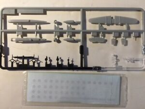 Pre-Painted in 1:350 TRUMPETER® 06401 B-25 Bomber