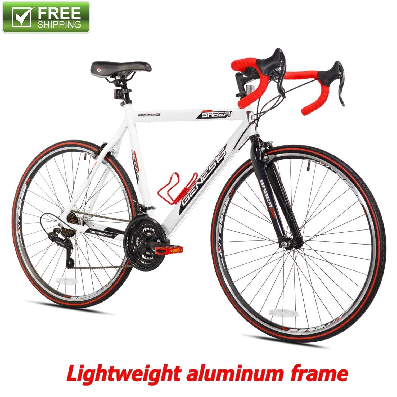 Kent 700 C Road Bike 21-Speed 22.5  Aluminum Frame Men Bicycle Shimano Sport New