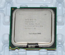 Intel Pentium D 945 3.4 GHz LGA 775 CPU SL9QB 4M/800 Presler Dual Core Processor