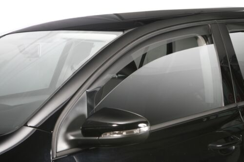 Climair Windabweiser Mercedes C-Klasse 204K Kombi /& W204 Limou mit ABE rauchgrau
