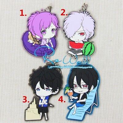 Keychain Rubber Strap Phone Bag Charm ZO Japan Anime DIABOLIK LOVERS Fruit Ver