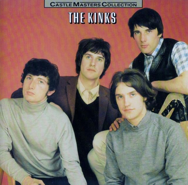 THE KINKS : CASTLE MASTERS COLLECTION / CD - TOP-ZUSTAND