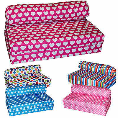 JAZZ SOFABED Double Chair Bed Z Guest Fold Out Futon Sofa Chairbed Matress Gilda