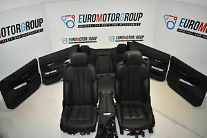 BMW-F06GC-Interni-IN-Pelle-Comfort-U-Pelle-Dakota-Nero