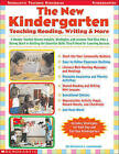 The New Kindergarten: Teaching Reading, Writing & More by Constance L Leuenberger (Paperback / softback, 2003)