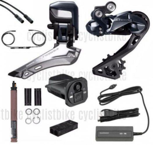 Shimano Ultegra R8050 DI2 Electric Upgrade Groupset Kit w  EWRS910 w o Shifters