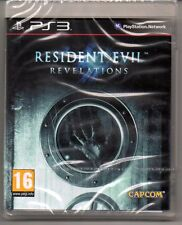Resident Evil Revelations   'New & Sealed'   *PS3*
