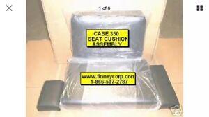 Case 350 350B Dozer Loader 4 piece Seat Cushion set NEW   eBay