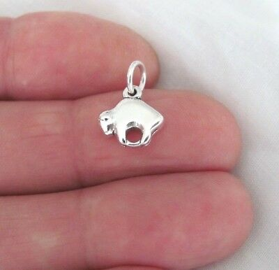 Sterling Silver 7 4.5mm Charm Bracelet With Attached 3D Mini Arrowhead Charm