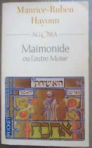 Maimonides-or-the-other-Moses-of-Maurice-Ruben-Hayoun-Editions-Pocket-2004