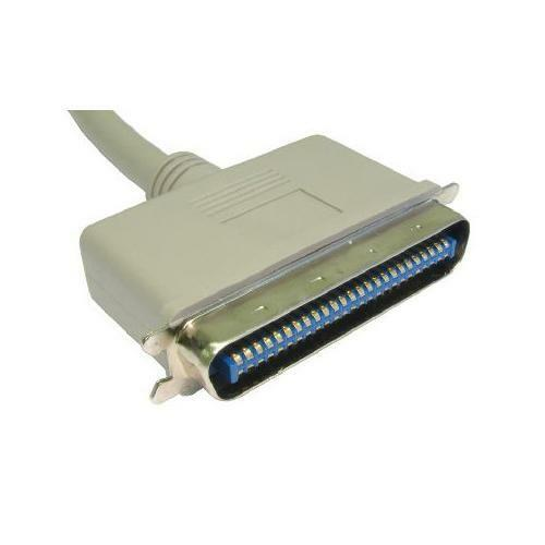 GD127638 GC404 3 Meter 50 Centronics SCSI 1 Stecker auf Stecker GREY SCSI CABLE