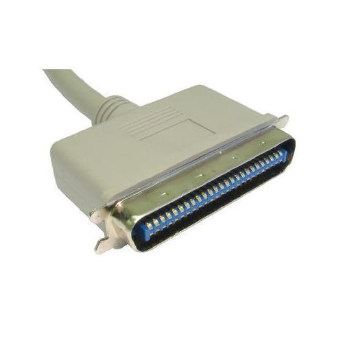GD127638 GC404 3 Meter 50 Centronics SCSI 1 Stecker auf Stecker GREY SCSI CABLE