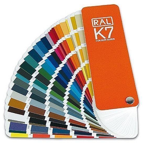 JOTUN RAL K7 Classic Colour Swatch Fan Deck Guide