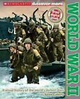 Scholastic Discover More: World War II by Sean Callery (Paperback / softback)