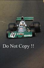 Jean-Pierre Beltoise Team Motul BRM P201 German Grand Prix 1974 Photograph 2