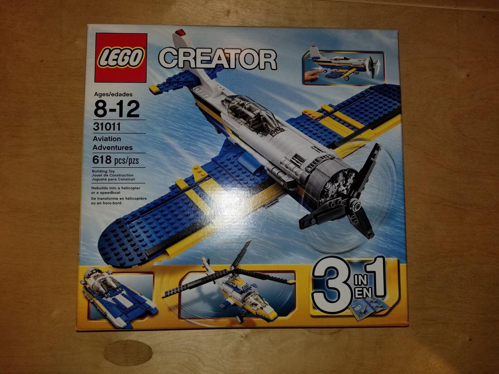 LEGO Creator Aviation Adventures (31011)