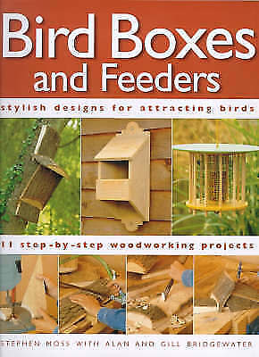 1 of 1 - Bird Boxes and Feeders (Step-by-Step)-ExLibrary