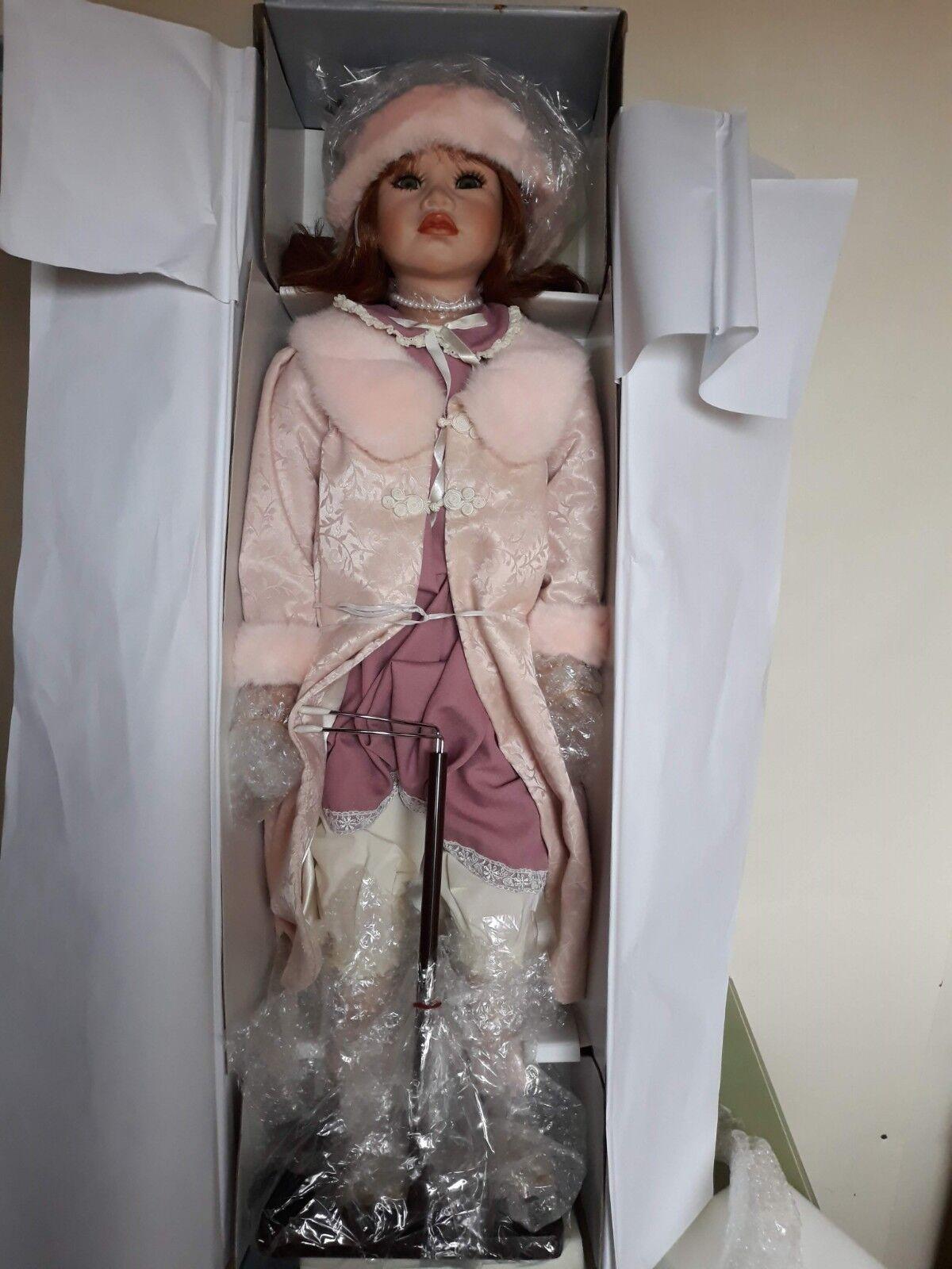 Original de porcelana artistas muñeca angel  s paradise año 2000