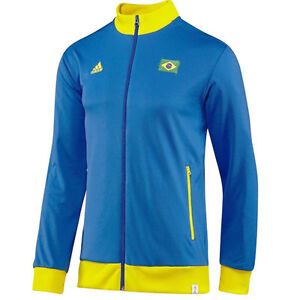Adidas-Fifa-World-Cup-2014-Mens-Brazil-Track-Top-Full-Zip-Jacket-G77791-EE38