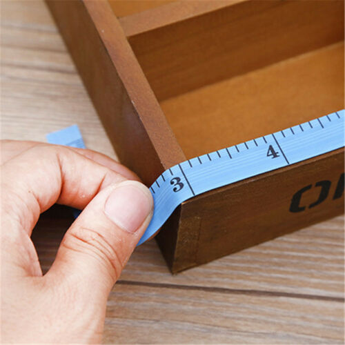 "6X 60/"" 150cm Body Measuring Ruler Sewing Cloth Tailor Tape Soft Measure TooRASK"