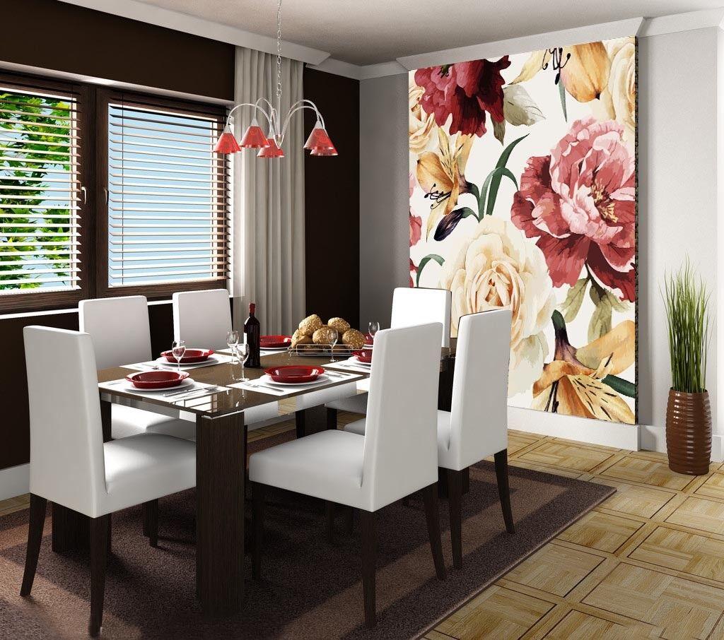 3D Farbige Blaumen 622 Tapete Tapeten Mauer Foto Familie Tapete Wandgemälde DE