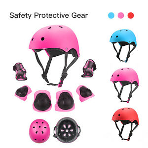 7Pcs-Kids-Sports-Skating-Protective-Gear-Set-Safety-Pad-Helmet-Knee-Elbow-Wrist