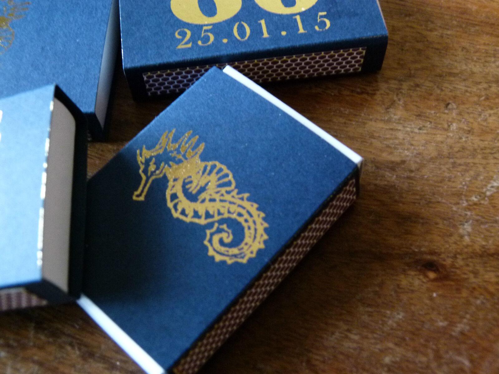 Le jour du Nouvel An, j'ai envoyé Hao Hao envoyé Li, le plus populaire à la fin de l'année. Personnalisé MATCHBOX-Comprend toute Custom Design 95ec10