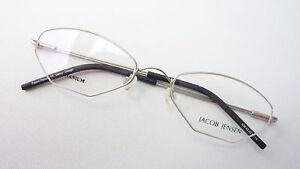 Ausgefallene-Titan-Brille-schmal-Damen-Gestell-leicht-lunettes-mehreckig-size-M