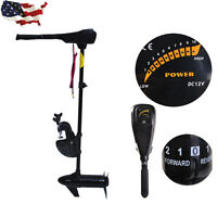 Professional Freshwater 46lbs Transom Mounted Trolling Motor 36 Shaft