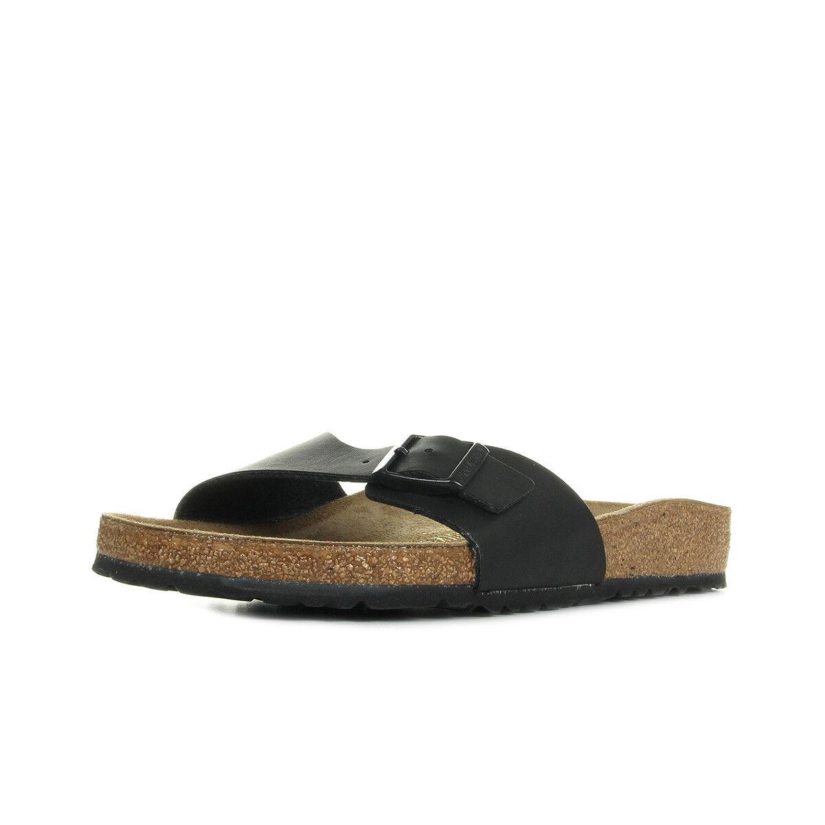 Billig Herren hohe Qualität Sandalen Birkenstock Herren Billig Madrid schwarz 2998a4