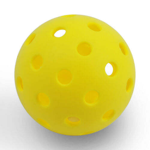 6 Pickle Balls Pickleball Paddle Honeycomb Games for All Players