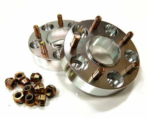 5 X 114.3 orificio PCD 66mm 15mm Perno en Separadores De Rueda
