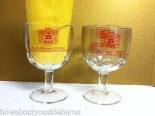 Miller Brewing Company beer Waste Awareness Program schooner glass glasses RM6