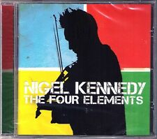 Nigel KENNEDY THE FOUR ELEMENTS Air Earth Fire Water CD Zee Gachette Damon Reece