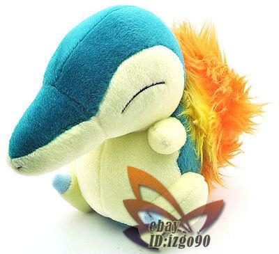 "6.5"" Pokemon CYNDAQUIL New Plush Doll-PB21"