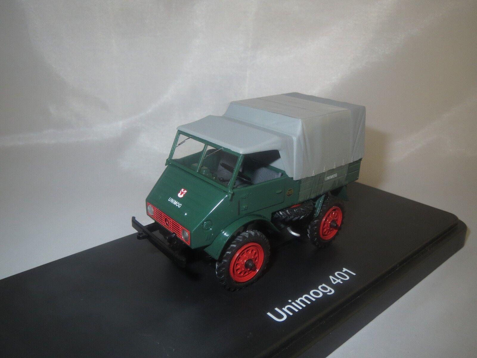 SCHUCO 03111  Unimog  401 (grün)  1 43  OVP  | Deutschland Shop