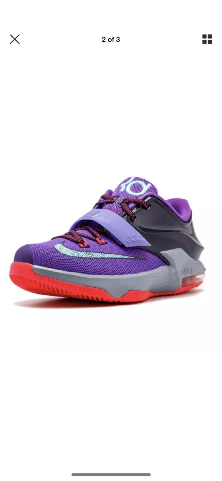 Nike air zoom kd kevin durant basket formatori taglia 11  indossato una volta. | Bello e affascinante  | Uomini/Donne Scarpa