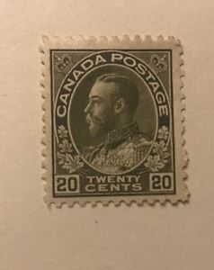Canada-Stamp-119-Mint-OG-H-UN-150-VF