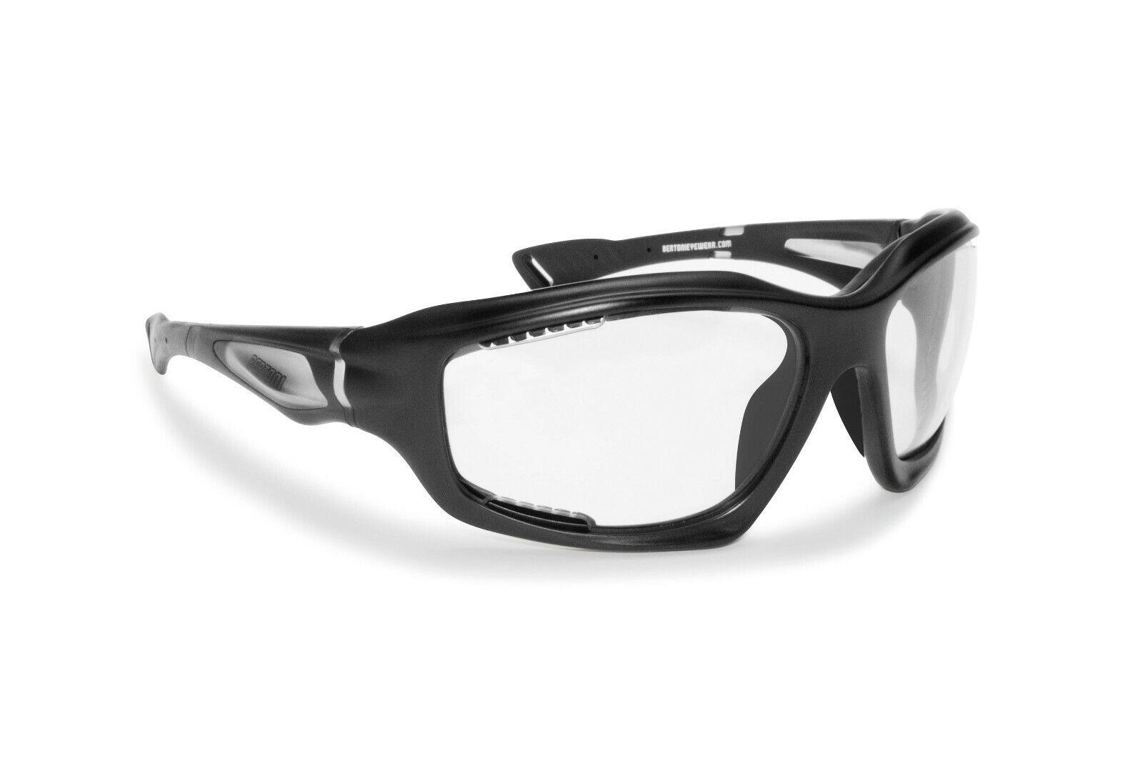 Bertoni Sport Technical Photochromic Sunglasses for Cycling MTB Skiing - F1000A