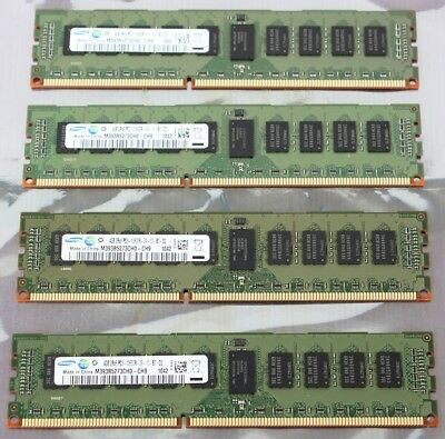 16GB KIT 2 x 8GB Dell PowerEdge R815 R820 R910 T320 T410 T420 Ram Memory