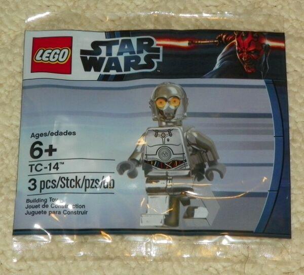 prezzi più convenienti LEGO 5000063 - Estrella Guerras - TC-14 TC-14 TC-14 - Poly borsa Set - nuovo  è scontato