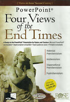Four Views Of The End Times Powerpoint Cd By Rose Publishing.
