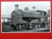 PHOTO  LMS EX L&Y CLASS 23 0-6-0ST  LOCO NO 51446 AT CREWE WORKS 28/03/1954