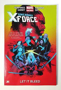 """UNCANNY X-FORCE VOL 1 """"Let It Bleed"""" (2013) Marvel Comics New TPB"""