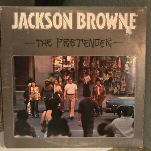 "JACKSON BROWNE - The Pretender - 12"" Vinyl Record LP - EX"