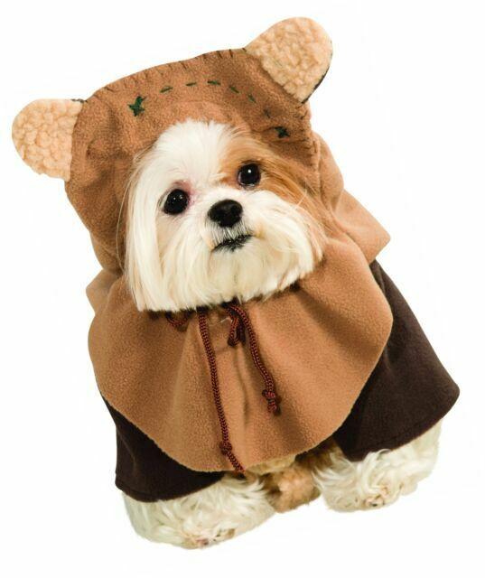 Star Wars Ewok Dog Costume Large